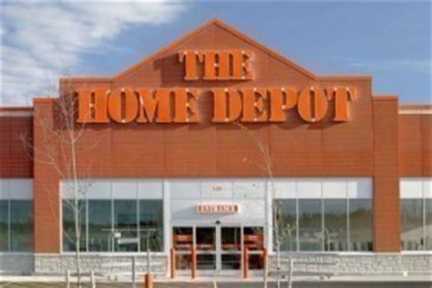 list of store locations for home depot