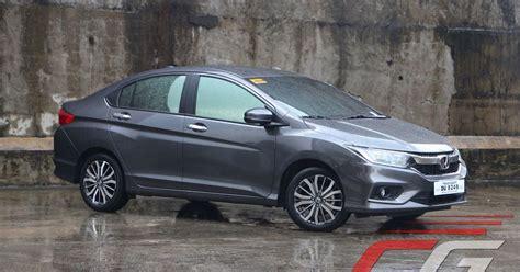 New Honda City 2018 by Review 2018 Honda City 1 5 Vx Navi Philippine Car News