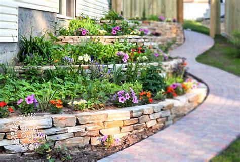 decoracion jardin ideas para decorar grandes jardines flores castillon