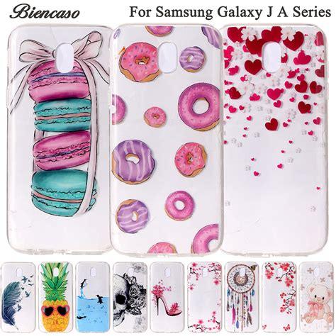 Samsung Galaxy J3 Pro Softcase Motif b67 clear soft tpu transparent thin silicone cover