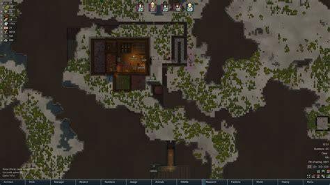 [Rimworld] It turns out Vegetable Garden isn't a prisoner