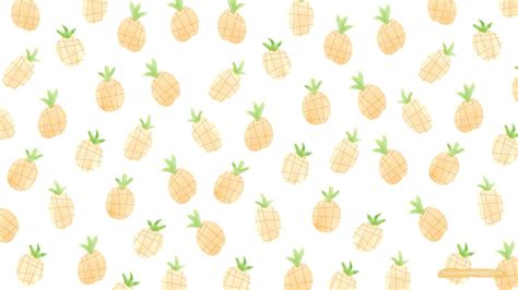pineapple pattern hd fruity iphone and desktop wallpapers wonder forest