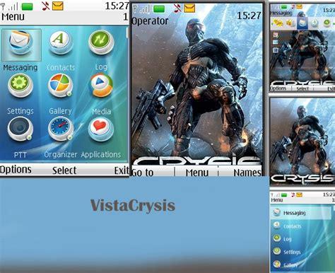 nokia vista themes vista crysis theme nokia s40 by chris6288 on deviantart