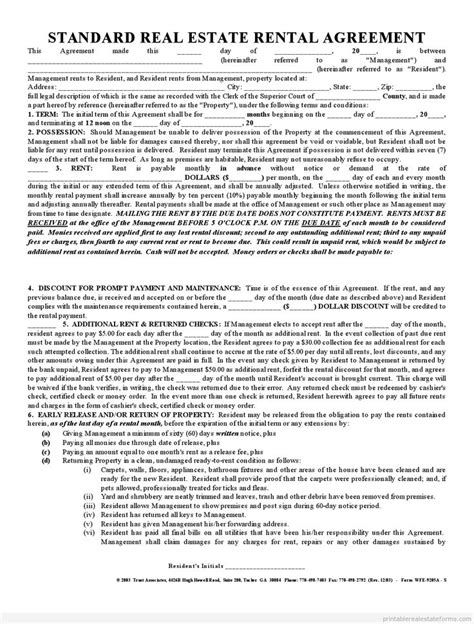 encroachment agreement template 862 best images about ms office document on