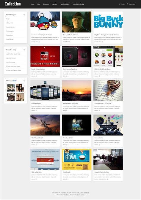 Collection Theme Junkie Download | top 15 responsive wordpress portfolio themes for your blog