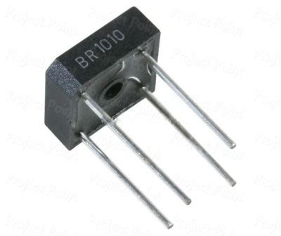 rectifier diode price br1010 bridge rectifier diode wave rectifier project point buy electronic