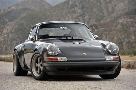 Singer Porsche Kaufen by Teaser Porsche 911 By Singer Vehicle Design Youtube