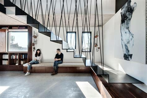 design milk tel aviv a modular apartment in tel aviv with a cool staircase