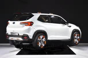 3 Row Subaru 2018 Subaru Three Row Suv Review Auto List Cars Auto