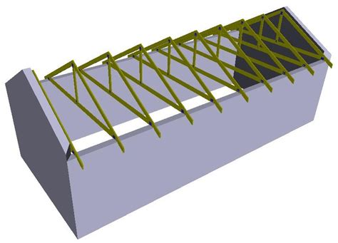 Gable Frame 187 Roof Info