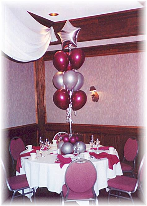 Decoration With Balloons by How To Decorate With Balloons School Reunion Decorations