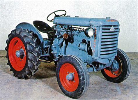 first lamborghini tractor 1951 lamborghini trattori