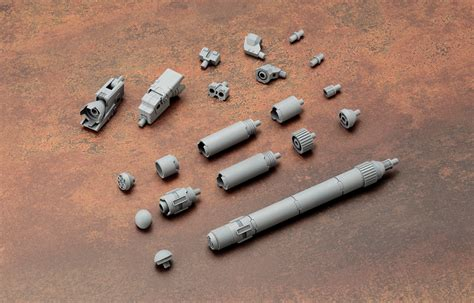 Msg Propellant Tank Square msg mecha supply 04 propellant tank type