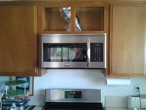 over the range cabinet microwave raised upper cabinet 7 inches to accommodate over the