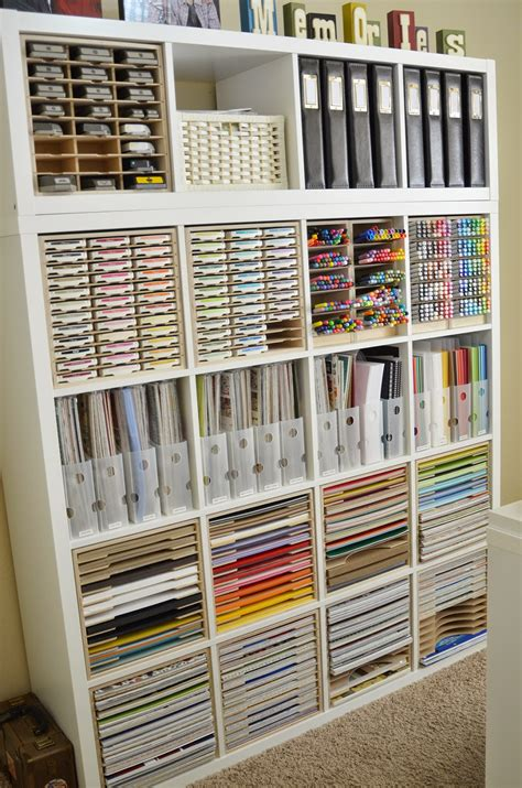 craft paper storage jeanne s paper crafts an update and a re