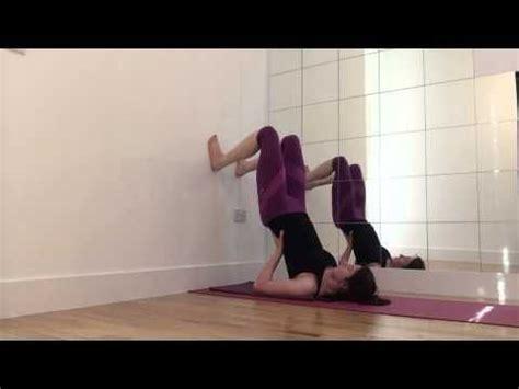 youtube tutorial yoga shoulder stand tutorial yoga youtube beginner yoga