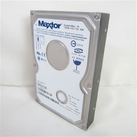 Ps3 Hardisk 120gb maxtor junk disk drive 120gb for playstation 2 not working japan 1783 ebay