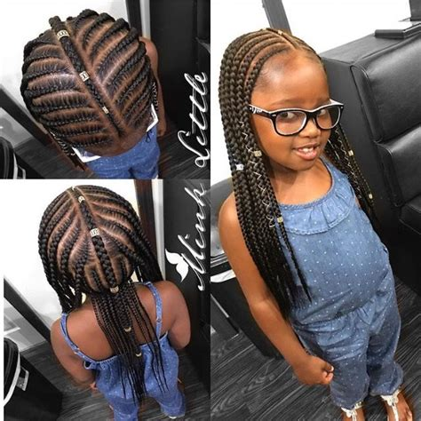atlanta children braids how cute anaika pinterest kid braids hair style and