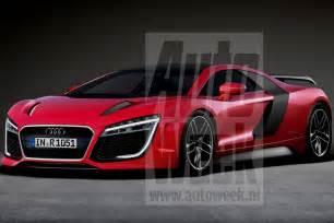 R10 Audi Journaal Audi R10 Grote Broer R8