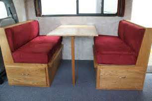 Motorhome Cushions Rv Dinette Table Cushions