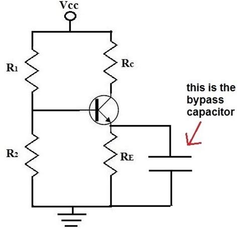 why we use capacitor in dc circuit why we use blocking and by pass capacitor in ce lifier quora