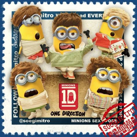minions de one direction imagines ワンダイレクション ミニオン harry styles ハリー スタイルズ onedection ワンダ