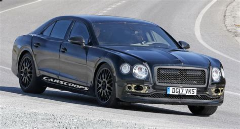2019 Bentley 4 Door by 2019 Bentley Flying Spur Bringing Continental Swag With