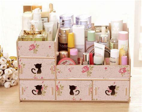 Rak Alat Kosmetik rak alat make up tempat penyimpan kosmetik praktis dan