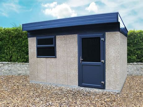Small Concrete Sheds by Concrete Sheds In Ireland By Barna Quality Buildings