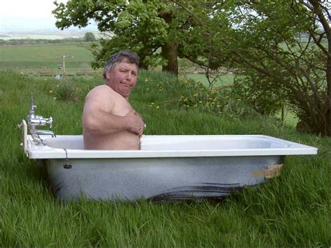 the bathtub man deane anderson retirement