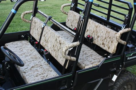 Kawasaki Mule Seat by Kawasaki Mule Pro Fx Seat Covers Greene Mountain