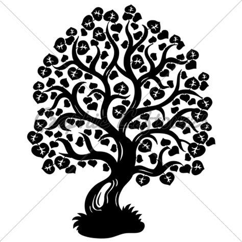 lime silhouette lime tree silhouette 183 gl stock images