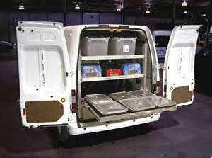 ford transit shelving ideas ford transit connect shelving systems pictures to pin on