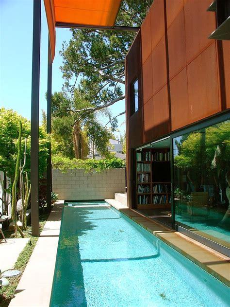 breath  lap pool designs   modern homes