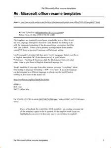 Resume Templates Ms Word 7 Cv Templates Microsoft Word Event Planning Template