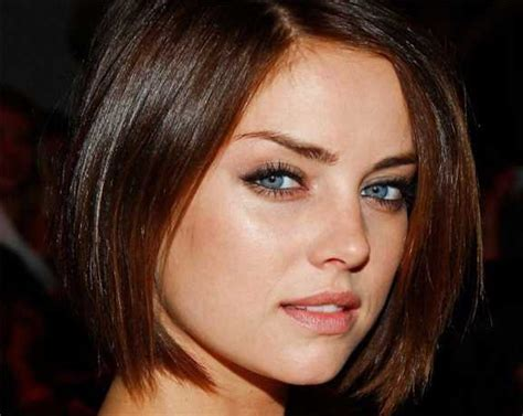 Hairstyles For Chin Length Hair by Chin Length Hairstyles Hairstylegalleries