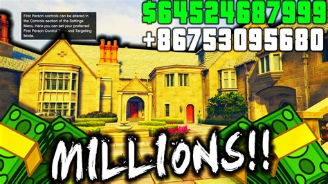 Best Way To Make Money Online Gta 5 - gta 5 online best way to quot make money quot on gta 5 online 1 28 1 26 gta 5 money youtube