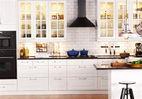 kitchen ideas from ikea ikea kitchens through the front door