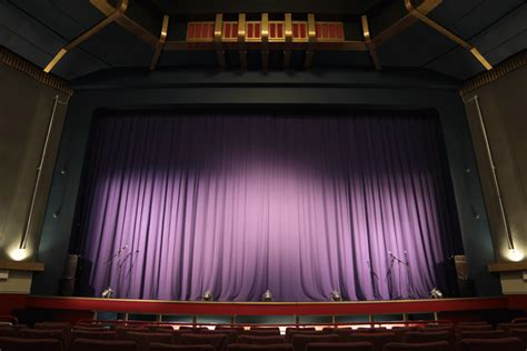 stage curtains cost the regal redruth