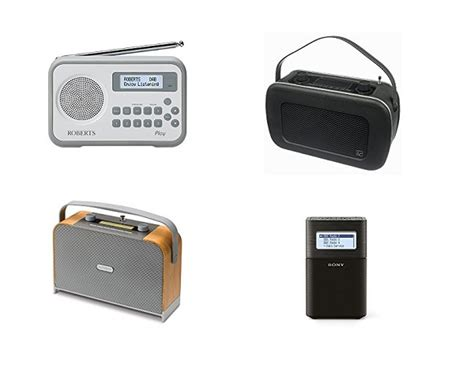 best portable dab best portable dab radio uk 2017 best radios