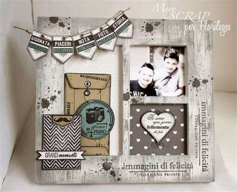 scrapbooking tutorial cornice 83 best images about cornici e lavagne on pinterest mini