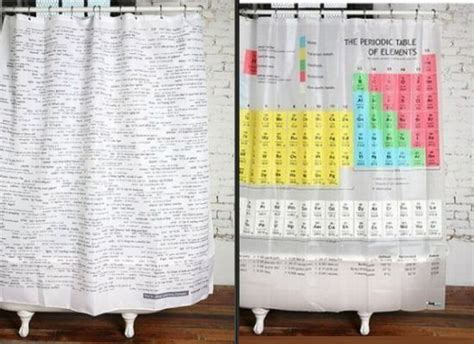 educational shower curtains educational curtains let you study while you take a shower
