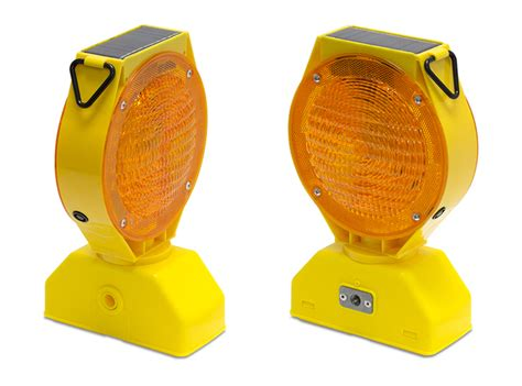 Tapco Solar Led Barricade Light 5785469 Traffic Solar Barricade Lights