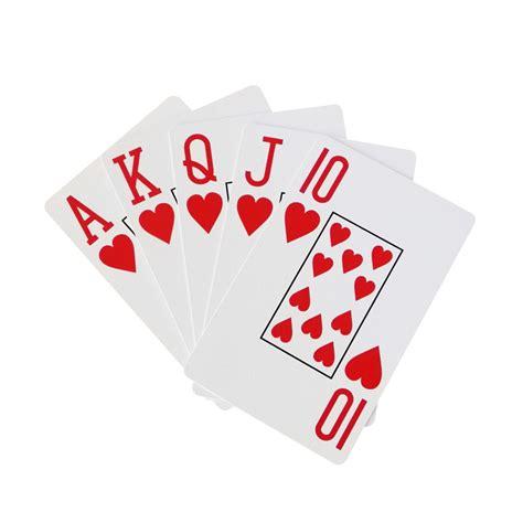 cards images 100 plastic bridge cards with jumbo index bridge size cards