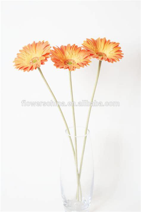 Gerbera Arrangements Vases by Mini Gerbera Artificial Flower Arrangements In Vase