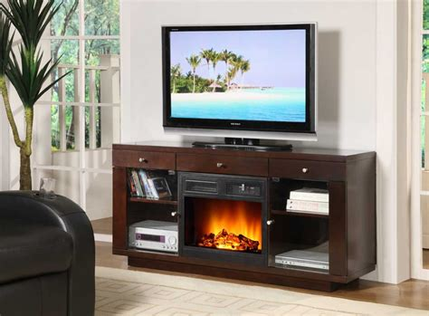 small electric fireplaces with media entertainment