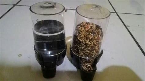 Tempat Makan Burung Tabung jual tempat minum burung dispenser indra fauzi
