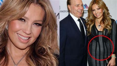 Thalía estaría esperando su tercer hijo | Noticias | Radio ... Mama De Los Hijos De Ricky Martin