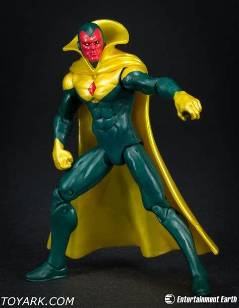 Marvel Legend Vision vision marvel legends 2016 wave 2 photo shoot the toyark news