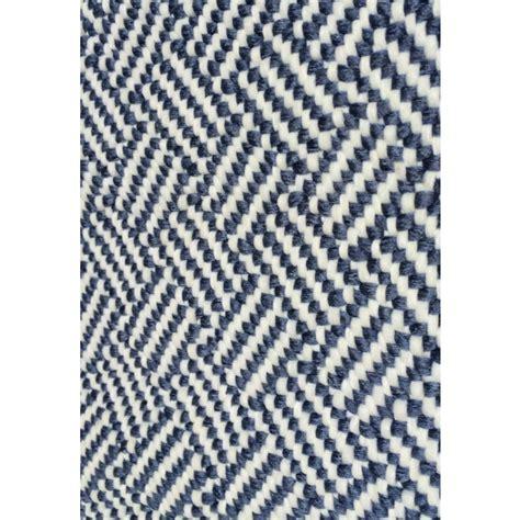 teppich läufer blau poly teppich lacis blau weiss 200 x 300 cm bei le bon jour